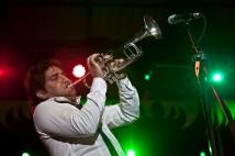 Marko Markovic, Guca Trumpet Festival, Serbia